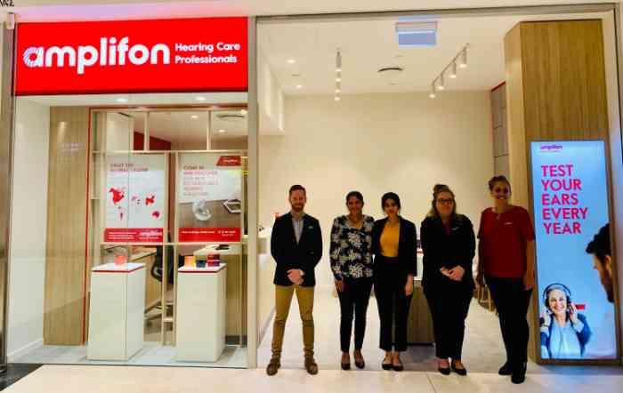 Parramatta Store Team