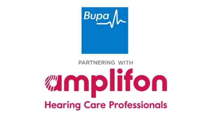 Bupa Partnering with Amplifon