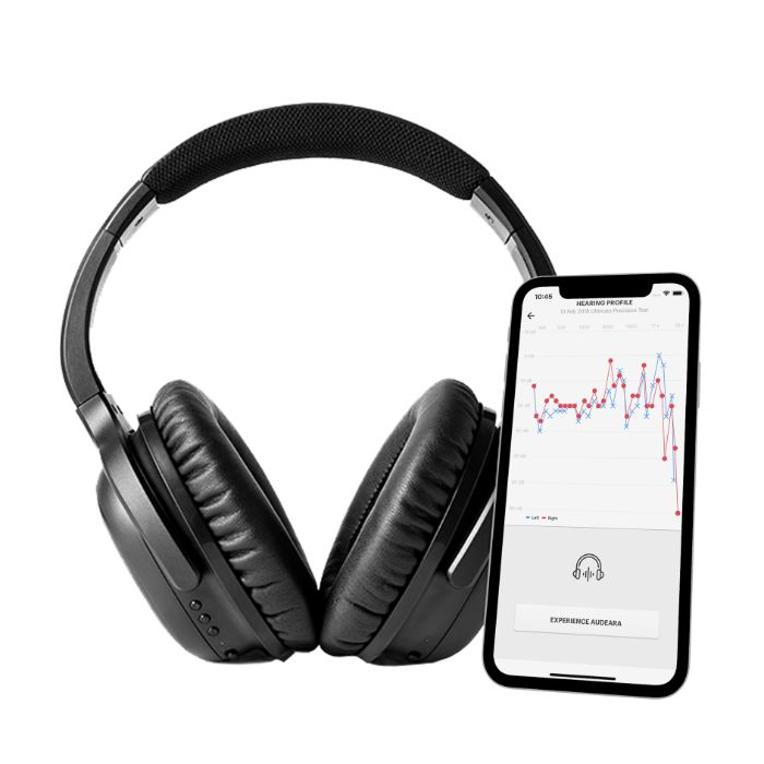 audeara headphones app