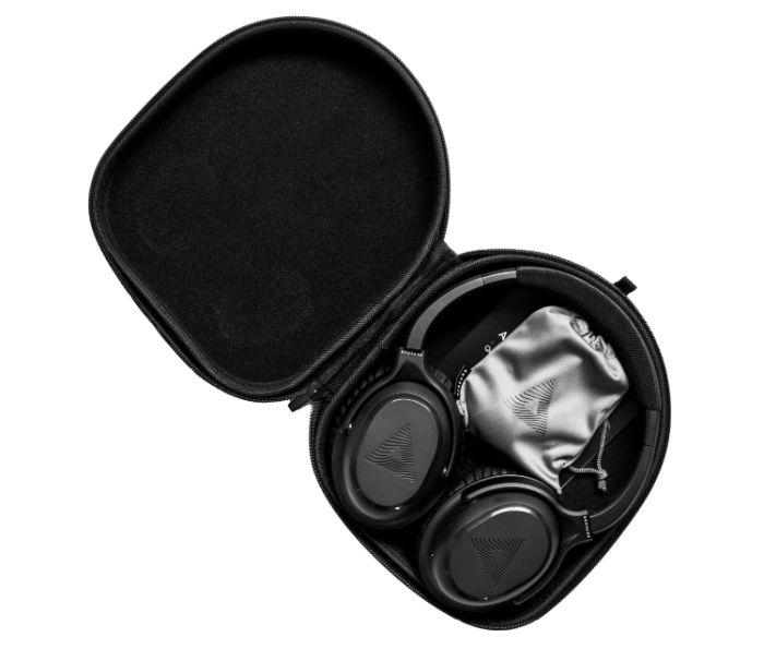 audeara headphones in case