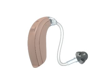 ampli-easy B 2 - Behind the Ear Hearing Aid in Skin color